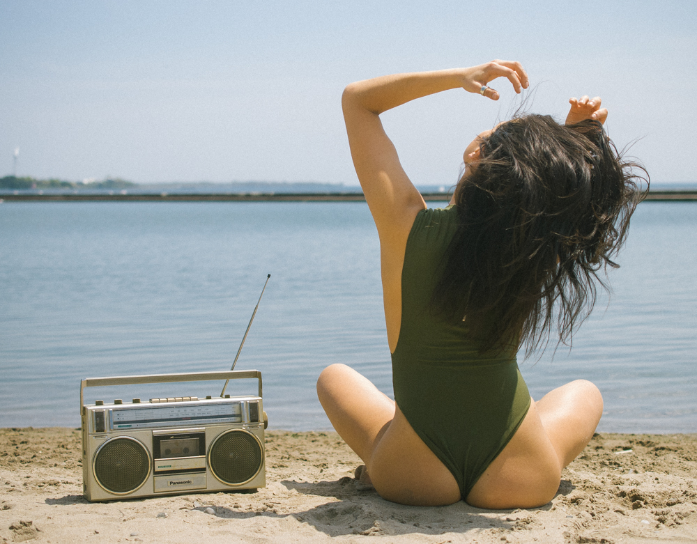 Boombox by Briony Douglas