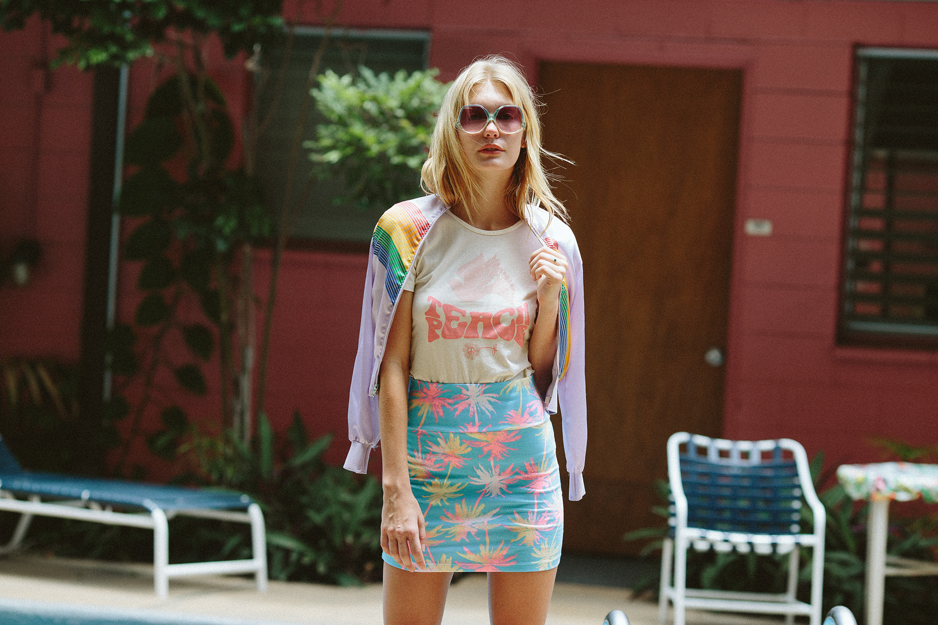 Tropically Inclined: Sugarhigh+Lovestoned x Haute Punch