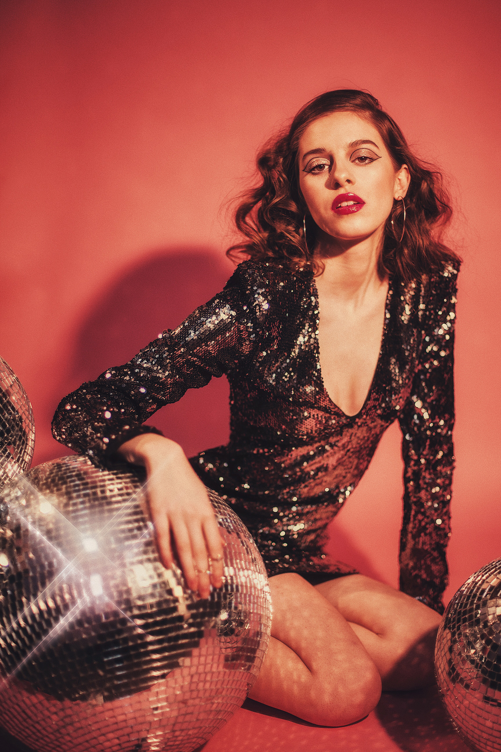 Hot Stuff - Editorial by Anastasia Asty